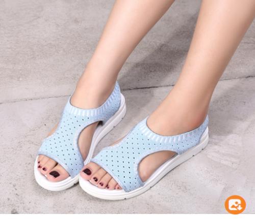 Vareparti sandaler