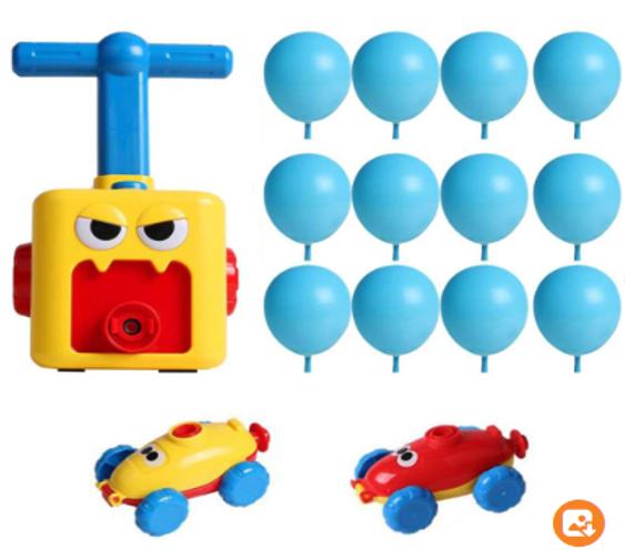 Vareparti legetøj